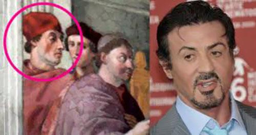 Sosia medievală a lui Sylvester Stallone