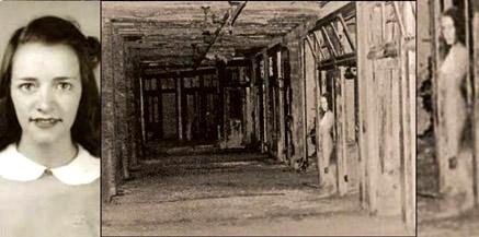 sanatoriul bântuit