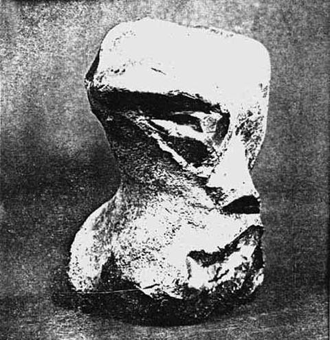Statui stranii din Paleolitic!