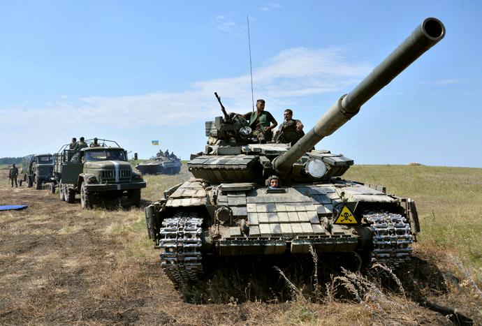 Criza ucraineană ar pute degenera într
