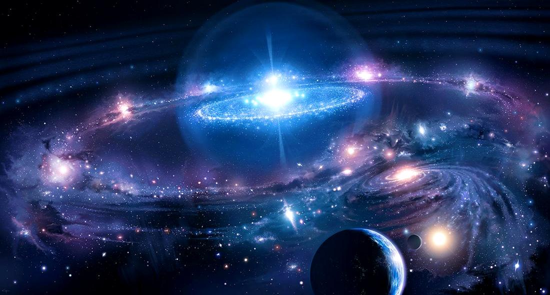 Energia întunecată accelerează creşterea Universului 2