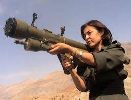 Eroinele kurde care se opun Califatului (1)