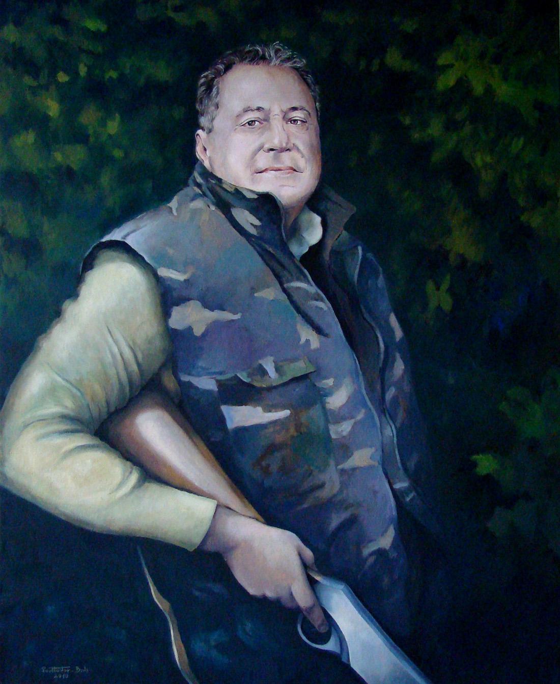 Paul Tudor, un pictor oltean remarcabil (2)