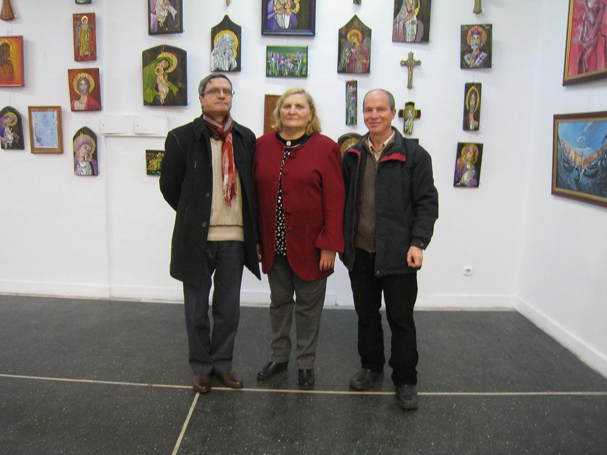Paula Tudor, o pictoriţă care uimeşte mereu şi sensibilizează (10)