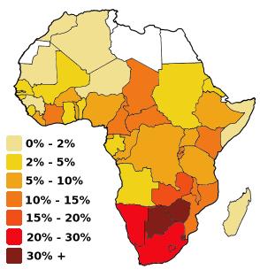 Statisticile funeste ale SIDEI în Africa