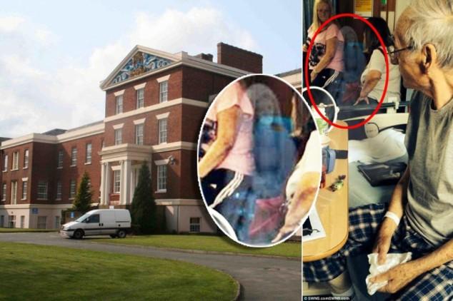 Îngerul păzitor din spitalul Regal din Chester