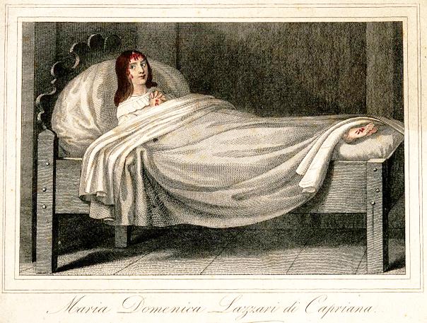 Maria Domenica Lazzeri a sângerat pentru Iisus în fiecrae vineri