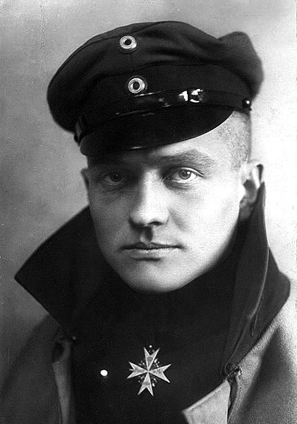 Baronul Roşu ar fi doborât un OZN în 1917