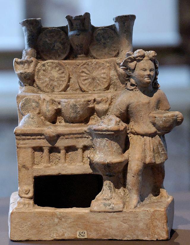 Ce mâncau grecii antici