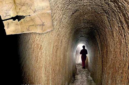 Reţea de tuneluri din Neolitic din Scoţia şi până în Turcia (4)