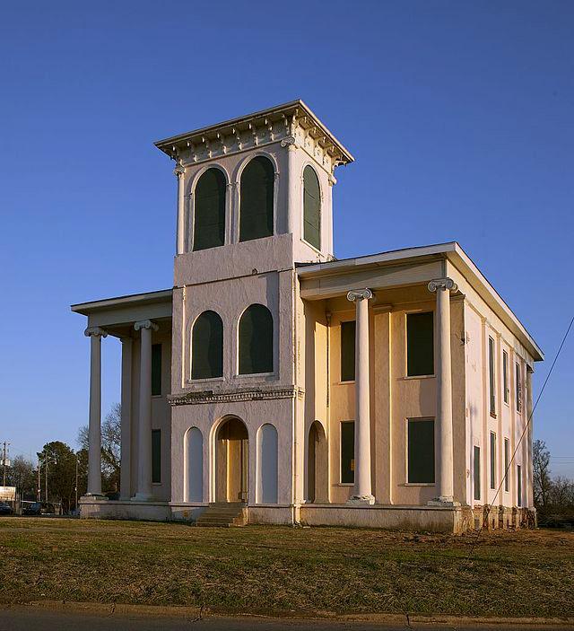 Casa bântuită a doctorului Drish din Tuscaloosad