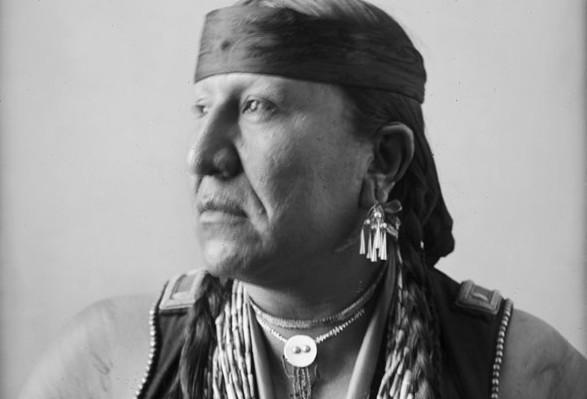 Eagle Chief - Pawnee - 1900