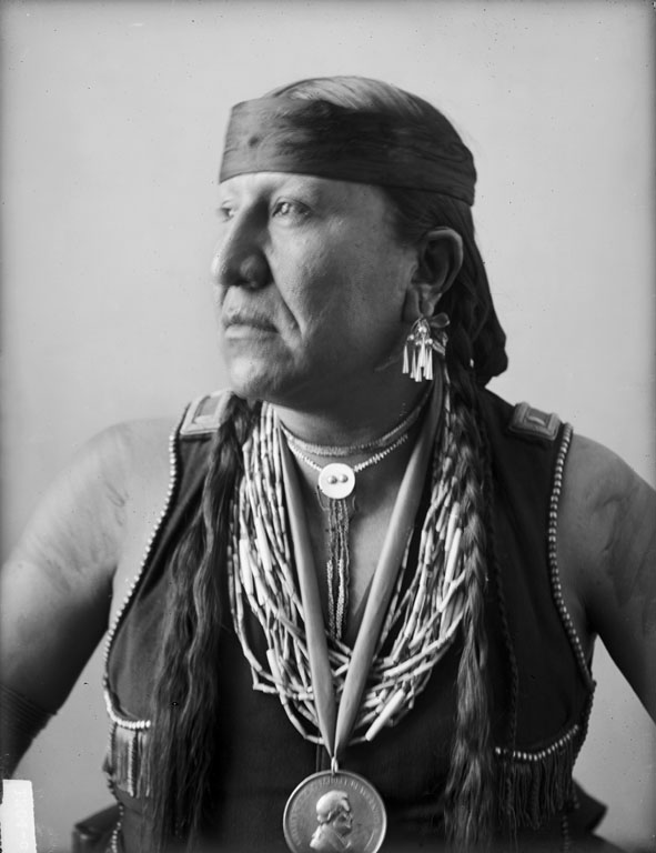 Eagle Chief - Pawnee - 1900