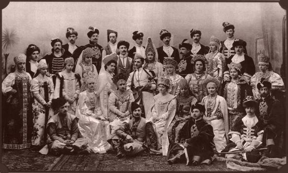 Ultima fotografie a Romanovilor