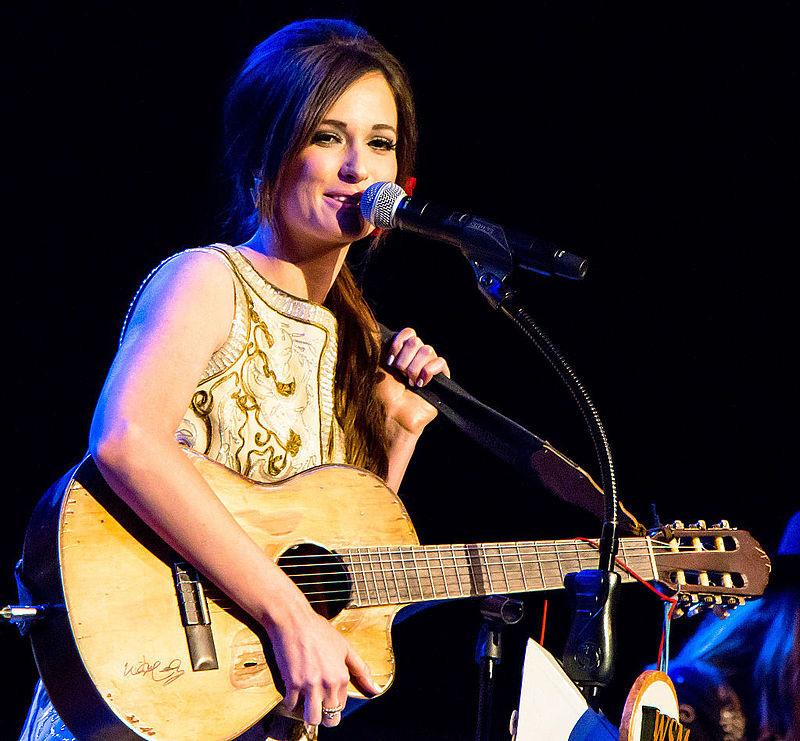 Cântăreaţa de country Kacey Musgraves a văzut OZN