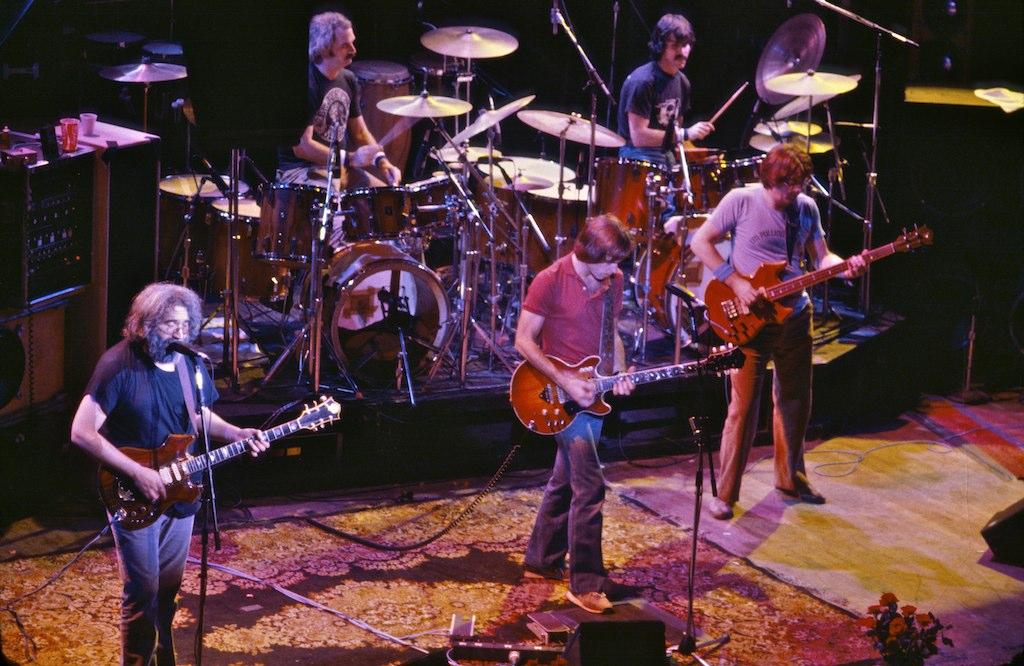 Concertul de adio a legendarei Grateful Dead