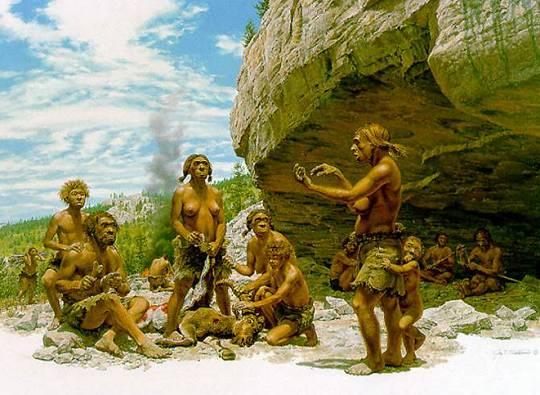 Locuitorii din paleolitic din insulele Britanice beau din cranii umane (2)