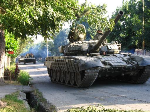 Manevre militare în Rusia centrală şi Crimeea