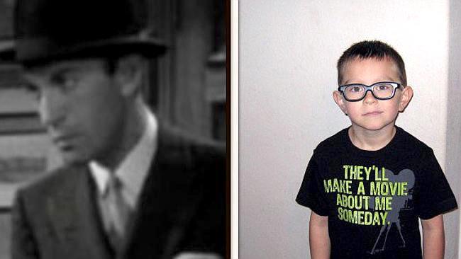 Un băiat afirmă că ar fi reîncarnarea unui actor de la Hollywood (1)