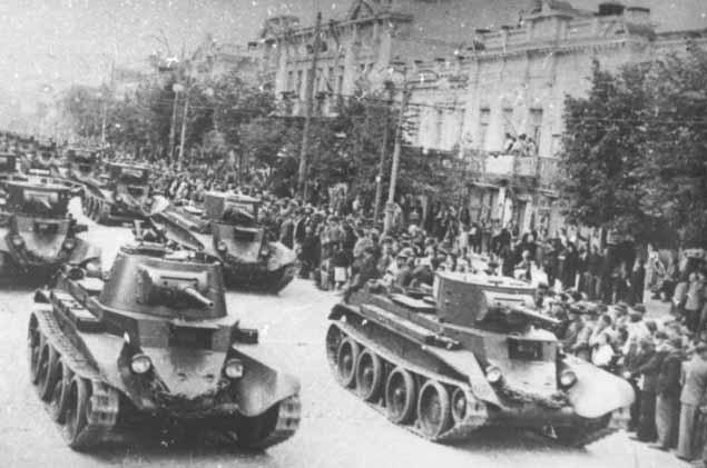 tancuri rusesti