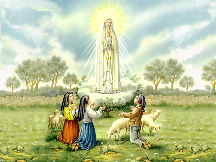 Secretele de la Fatima (2)