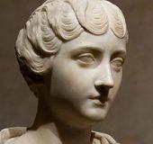 Împărăteasa Faustina cea Tânără, soţia lui Marc Aureliu