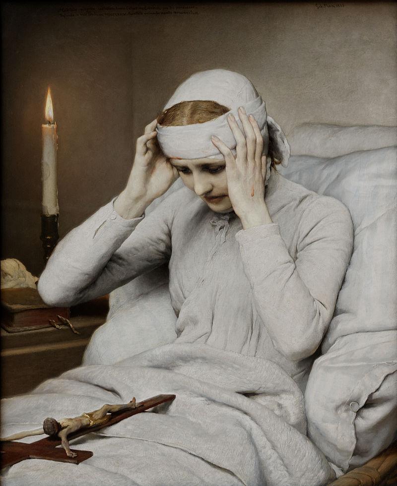 Anna Katharina Emmerich a îndurat în fiecare vineri patimile lui Iisus