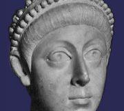 Generalul got Fravitta a eradiact banditismul în provinciile romane din Orient