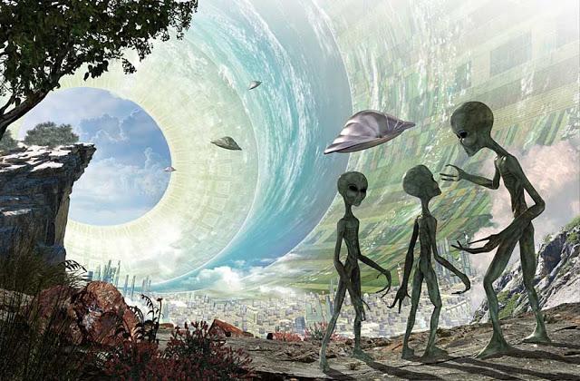 alieni din subsol