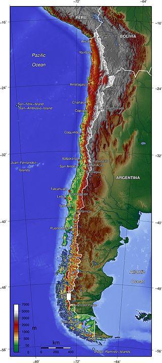 Sunete stranii în Chile