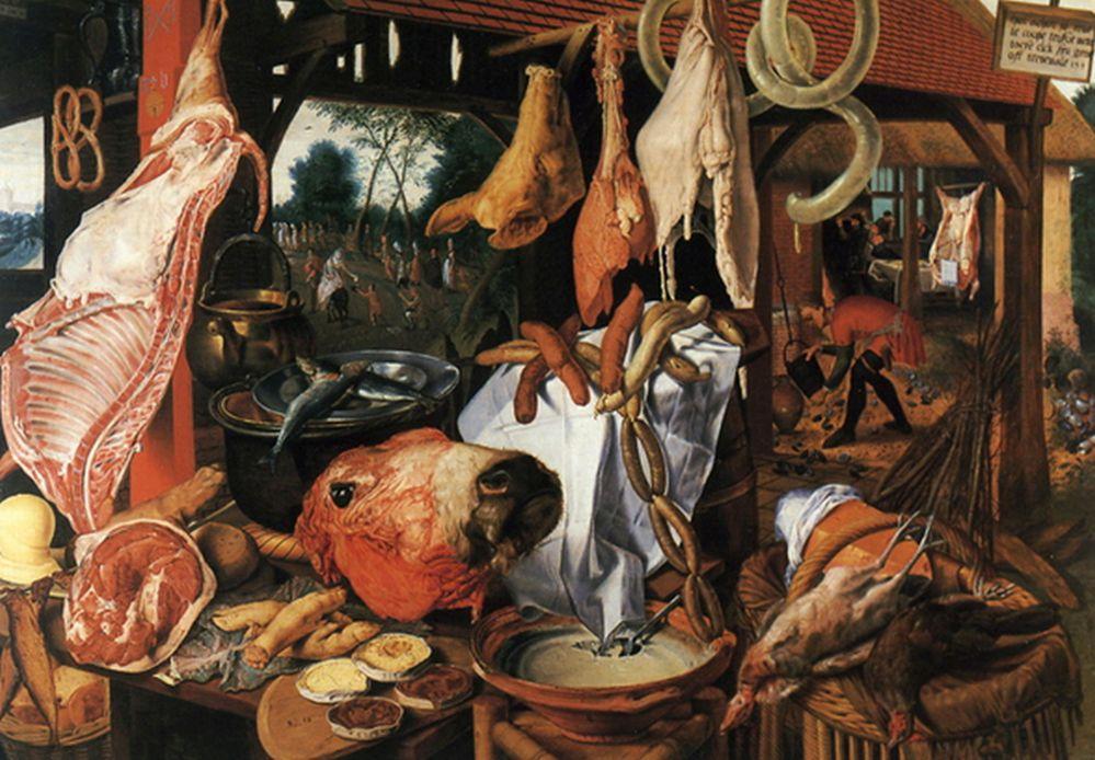Bucătăria în Evul Mediu