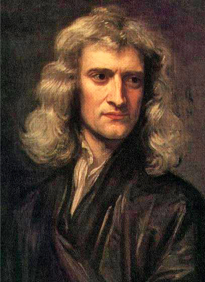 Copie după o pictură de Sir Godfrey Kneller realizată de Barrington Bramley. Această lucrare se găseşte la Institute for Mathematical Sciences, University of Cambridge. Sursă Wikipedia.