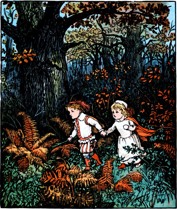 Babes_in_the_Wood_-_7_-_illustrated_by_Randolph_Caldecott_-_Project_Gutenberg_eText_19361