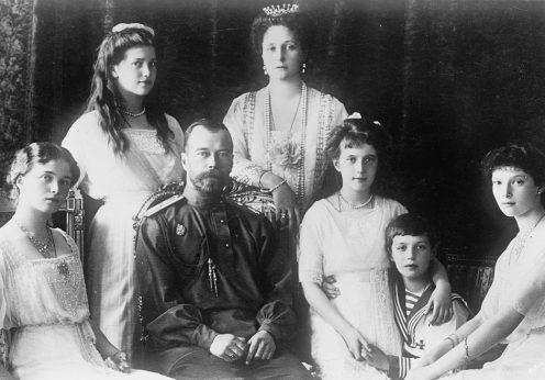 Romanovs1914