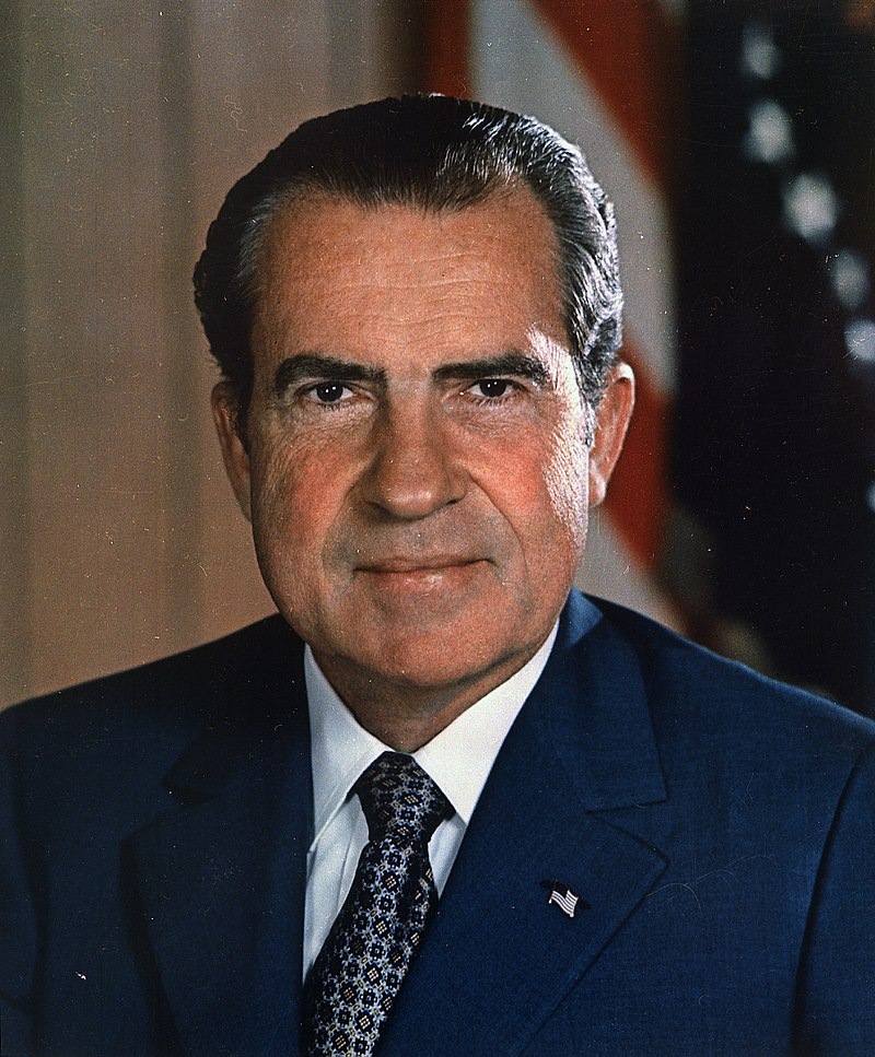 Richard Nixon despre magnific