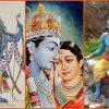 Rama, regele erou din epopeea indiană Ramayana