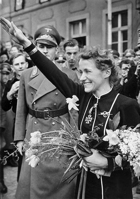 Femeile naziste în al 3-lea Reich 3