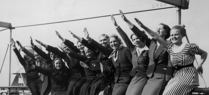 Femeile naziste în al 3-lea Reich