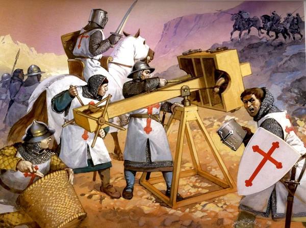 Festivalul Internaţional Medieval Cavalerii Templului Sacru 2