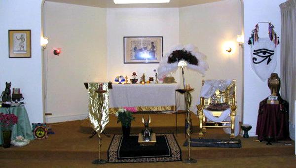 Kemetismul, tradiţia păgână egipteană, religia egiptenilor antici