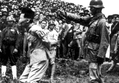 Masacrul de la Nanking, foto Youtube