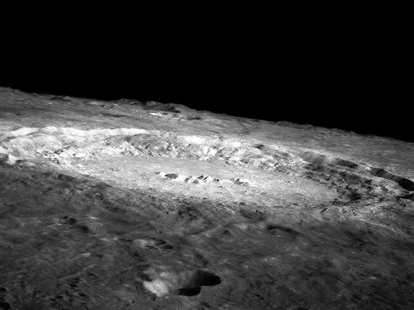Misteriosul crater selenar Copernic