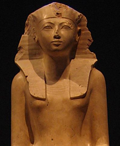 Mumia lui Hatchepsut regăsită la Cairo