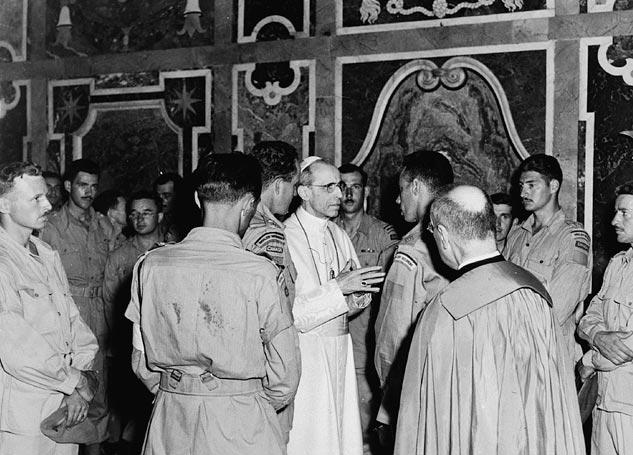 Nazistii si Biserica