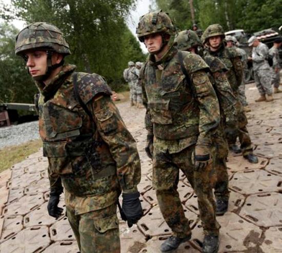 Noua Ordine Mondială şi Germania