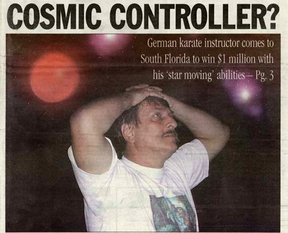 Omul care muta stelele