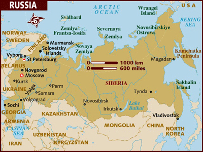 Structurile enigmatice din Valea Morţii (Siberia) 2