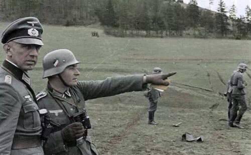 Trădare şi canibalism la Stalingrad 1