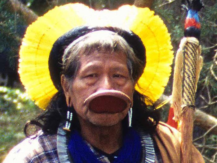 Un trib necunoscut descoperit în Amazon