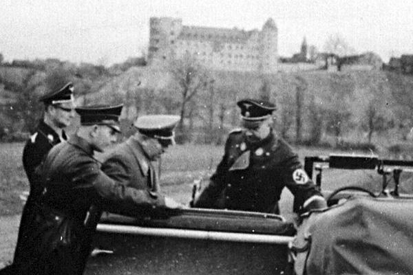 Wewelsburg, centrul ocult al nazismului